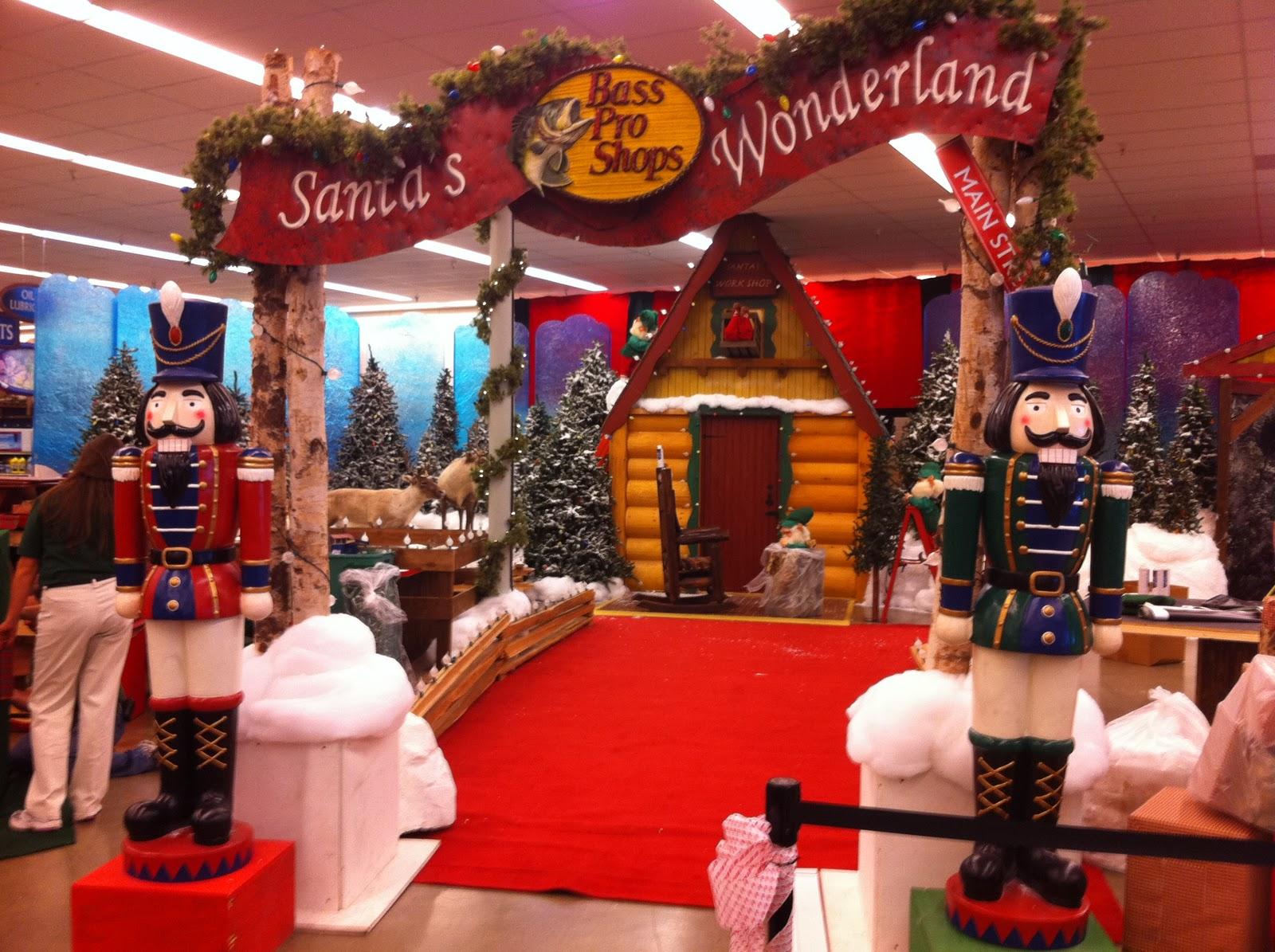 bass pro shops winter wonderland - Bass Pro After Christmas Sale