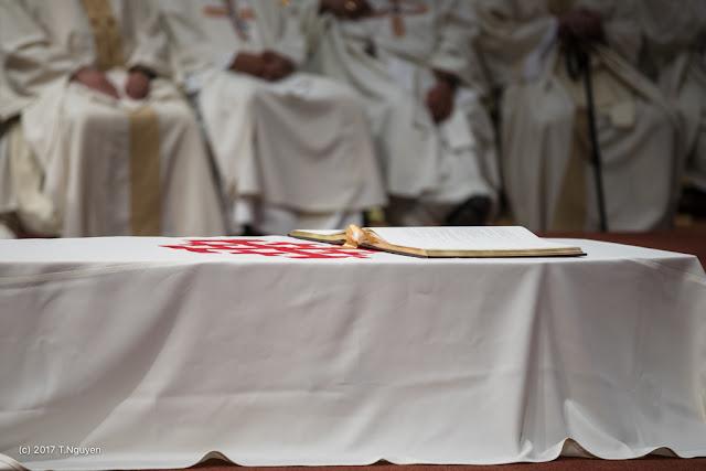 Hình ảnh thánh lễ an táng Đức Cha Dominicô Mai Thanh Lương - Ảnh minh hoạ 26