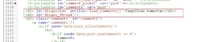 Cara Memasang Komentar Disqus di Blogger Terbaru - Tutorial Lengkap