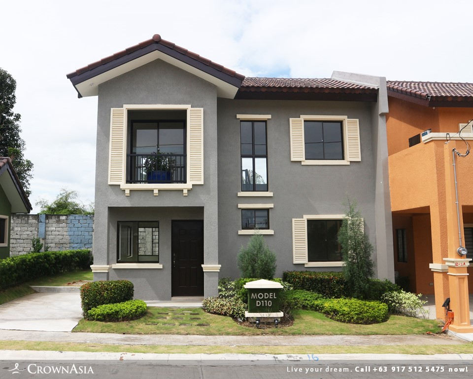 Amalfi at The Islands - Designer 110| Crown Asia Affordable Luxury House for Sale in Dasmarinas Cavite