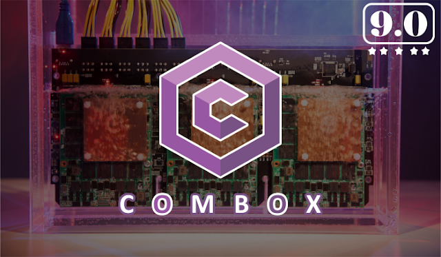 ComBox (CBP) ICO Review, Rating, Token Price