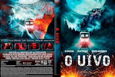 Filme O Uivo (Howl) DVD Capa