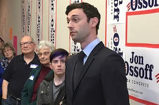 Jon Ossoff, GA Democratic congressional candidate