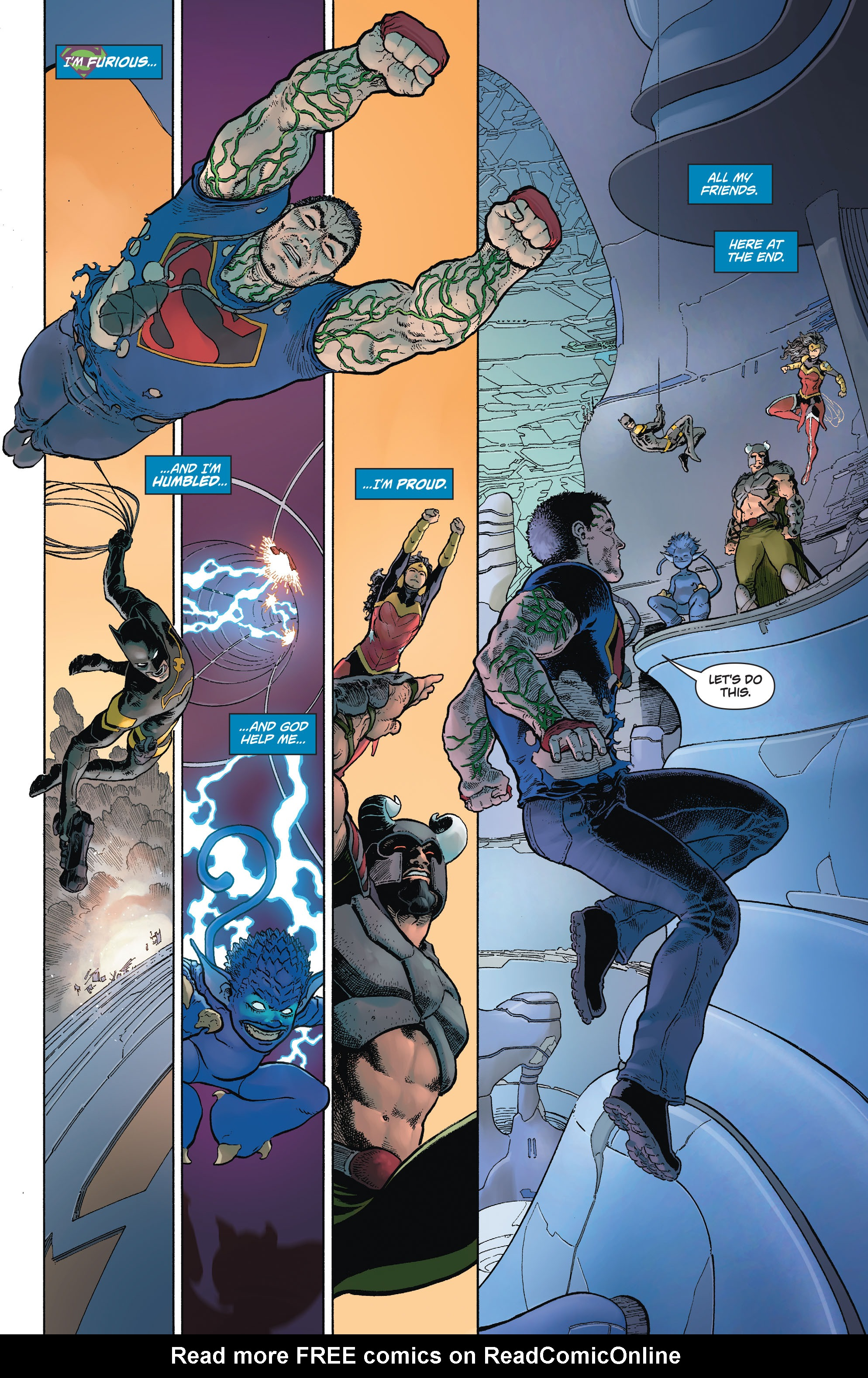 Read online Action Comics (2011) comic -  Issue #50 - 19