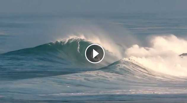 Flawless Spring Barrels in Hossegor La Graviere Will Provide