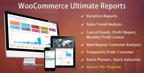 WooCommerce Ultimate Reports v2.6