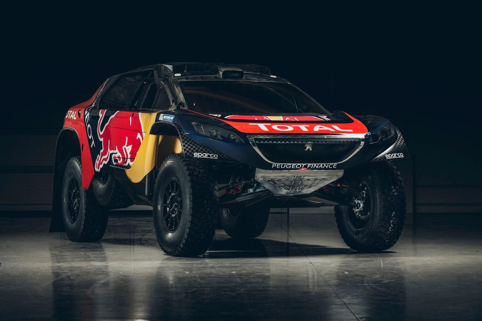 2008DKR low%2Bres%2B Το PEUGEOT 2008DKR στα χρώματα του πολέμου! Peugeot, Peugeot 2008 DKR, Peugeot 2008 DKR16, Rally Dakar
