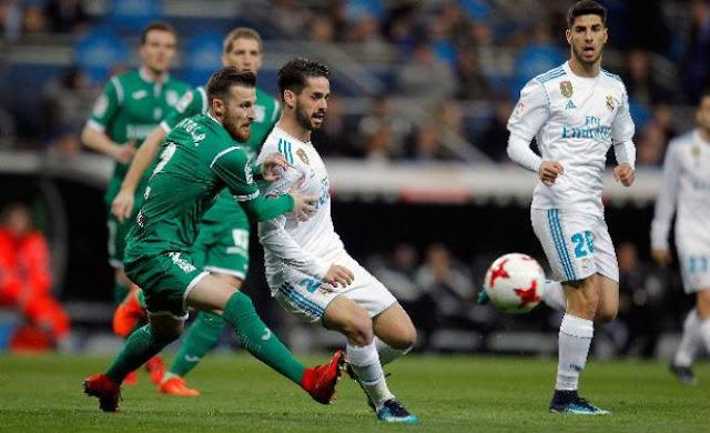Video Real Madrid - Leganes: Siêu phẩm mở màn, kết cục ngỡ ngàng