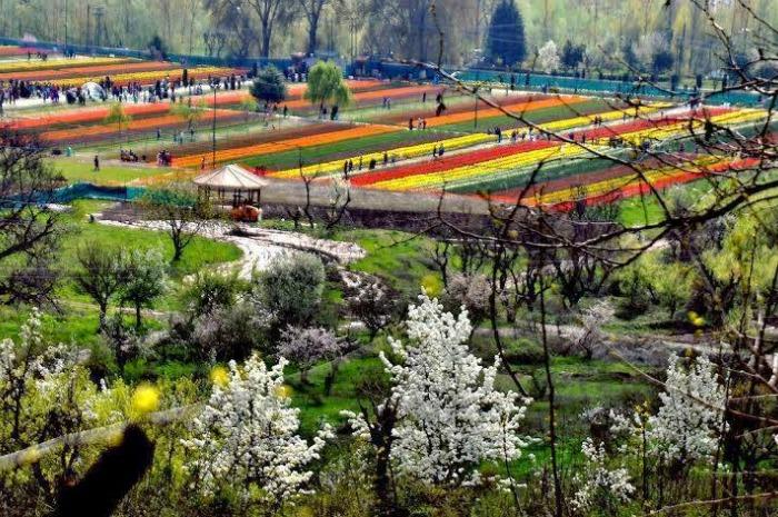 Parque del Memorial Indira Gandhi