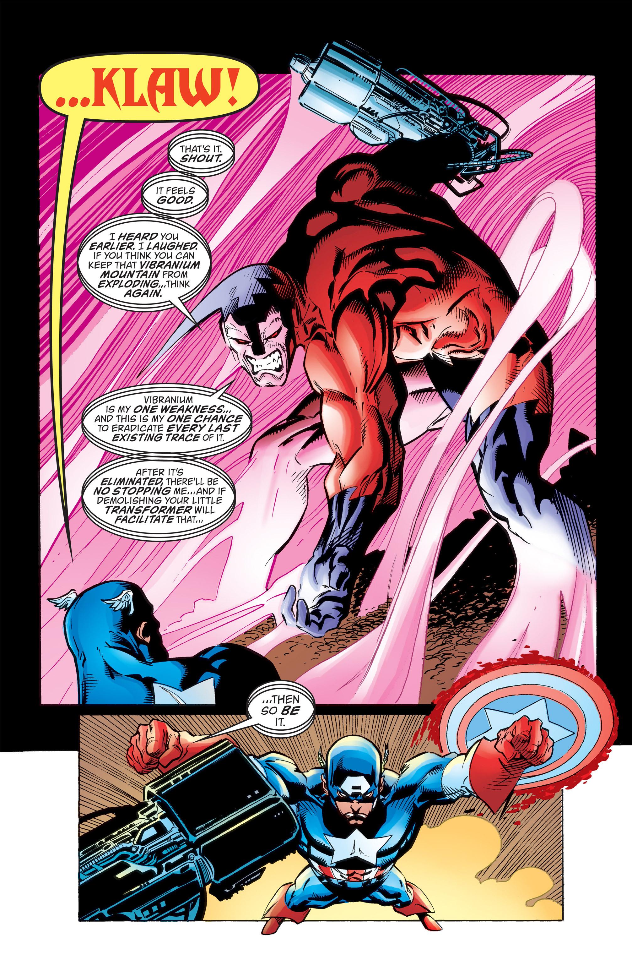 Captain America (1998) Issue #22 #28 - English 9