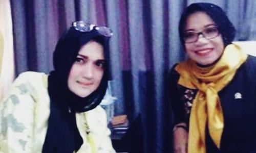 Biodata dan Fakta Anggota DPR Eni Maulani Saragih Istri Bupati Temanggung