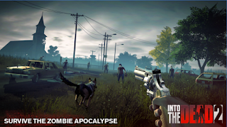 Into the Dead 2 Hack Mod Apk Unlimited Ammo and Money