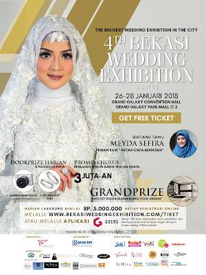 Melimpah Hadiah di Bekasi Wedding Exhibition #4