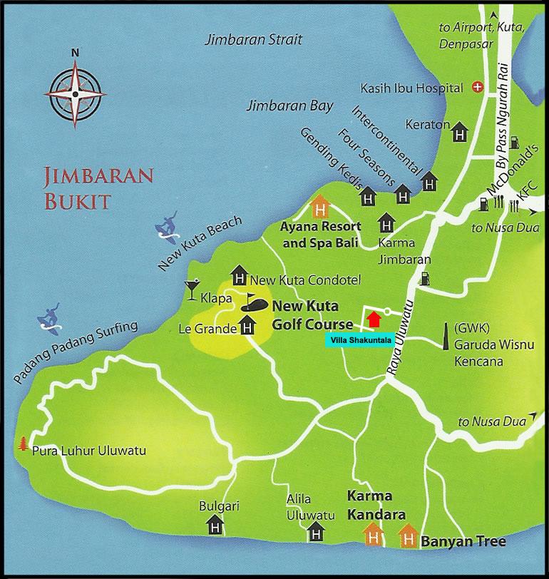 Pantai Jimbaran - Indonesia Tourism Info