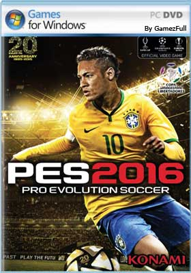 Pro Evolution Soccer 2016 (PES) PC [Full] Español [MEGA]