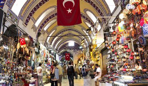 أشهر الأسواق في مدينة اسطنبول