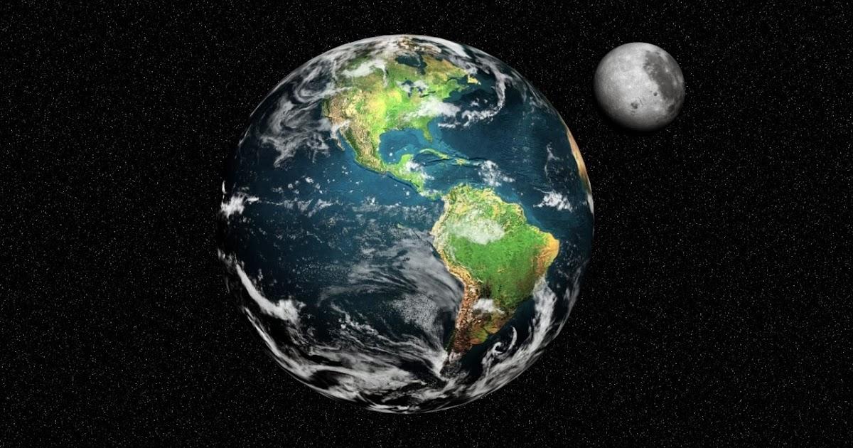 Earth Digital Art Hd Wallpaper: Bureaublad Achtergronden