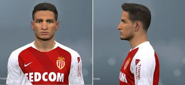 PES 2017 Roby Lopes Face By ABW FM
