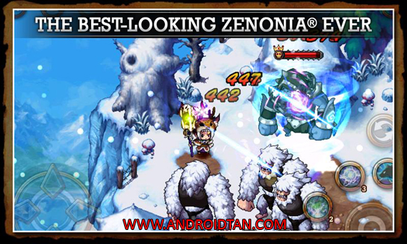 Free Download Zenonia 4 Modded Apk v1.1.7 (Unlimited Money) Android Terbaru 2017