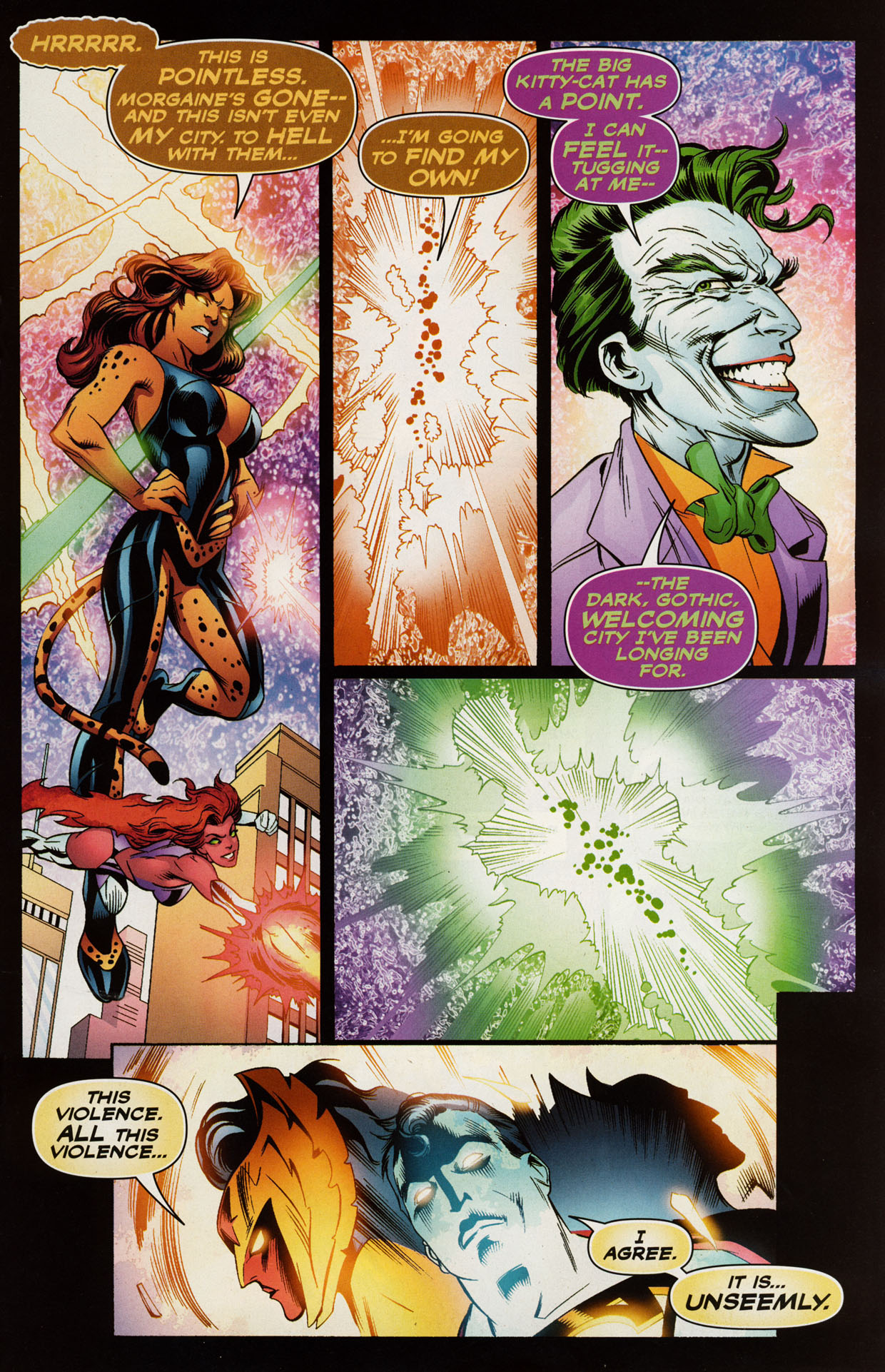 Read online Trinity (2008) comic -  Issue #41 - 13
