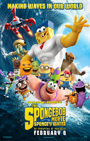 The SpongeBob Movie,Sponge Out of Water (2015) HD