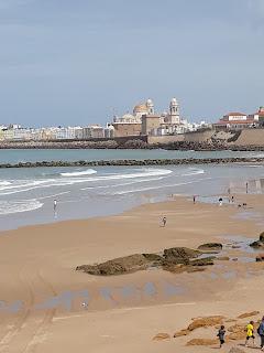 Playa Santa maria del Mar de cadiz