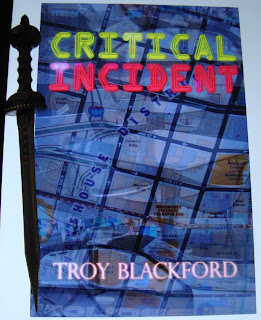 Portada del libro Critical Incident, de Troy Blackford