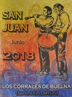 Fiestas de San Juan 2018 en Los Corrales de Buelna