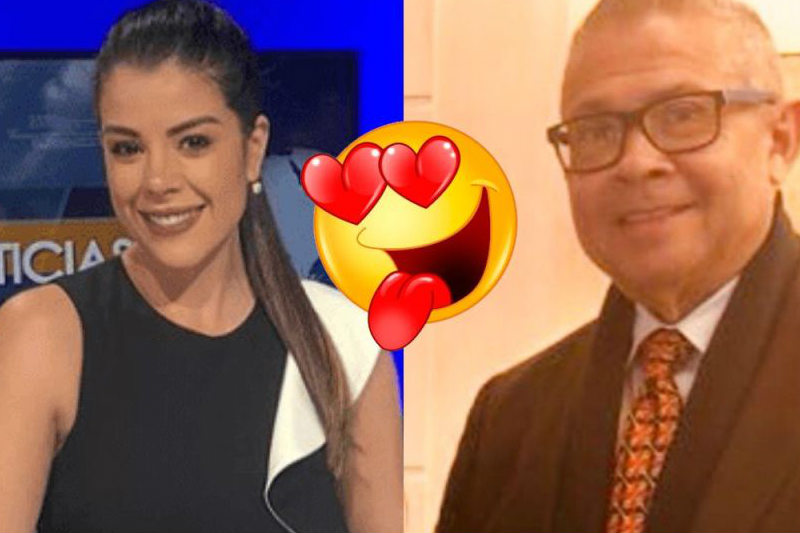 Prosti : Sorprenden a Kerly Ruiz seduciendo a un viejo verde que es dueño de EVTV + asquito