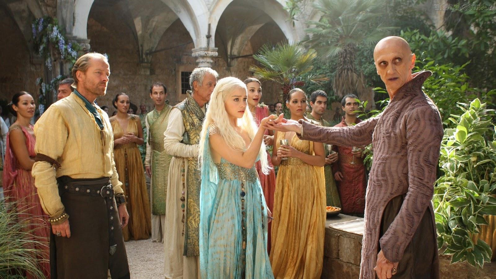 Game of Thrones Filming Locations in Croatia: Lokrum Island