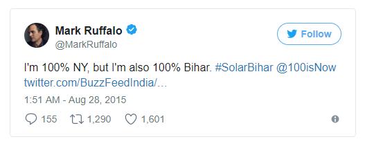 Hulk Says He Is 100 Percent 'Bihari'