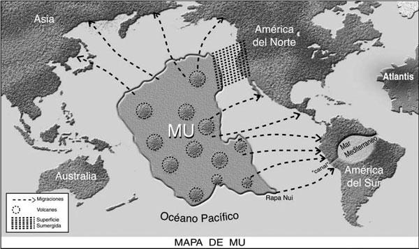 lemuria, mu, atlantis
