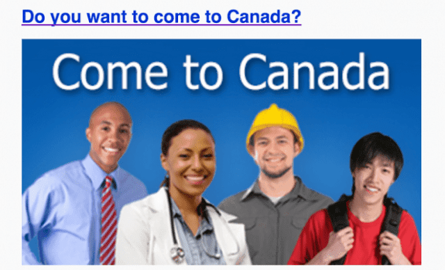Canada Visa Lottery: Do you want to Travel, Study and Work In Canada? – Apply for Canada Visa