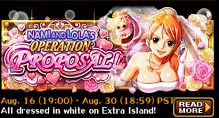 Nami And Lola S Operation Proposal One Piece Treasure Cruise