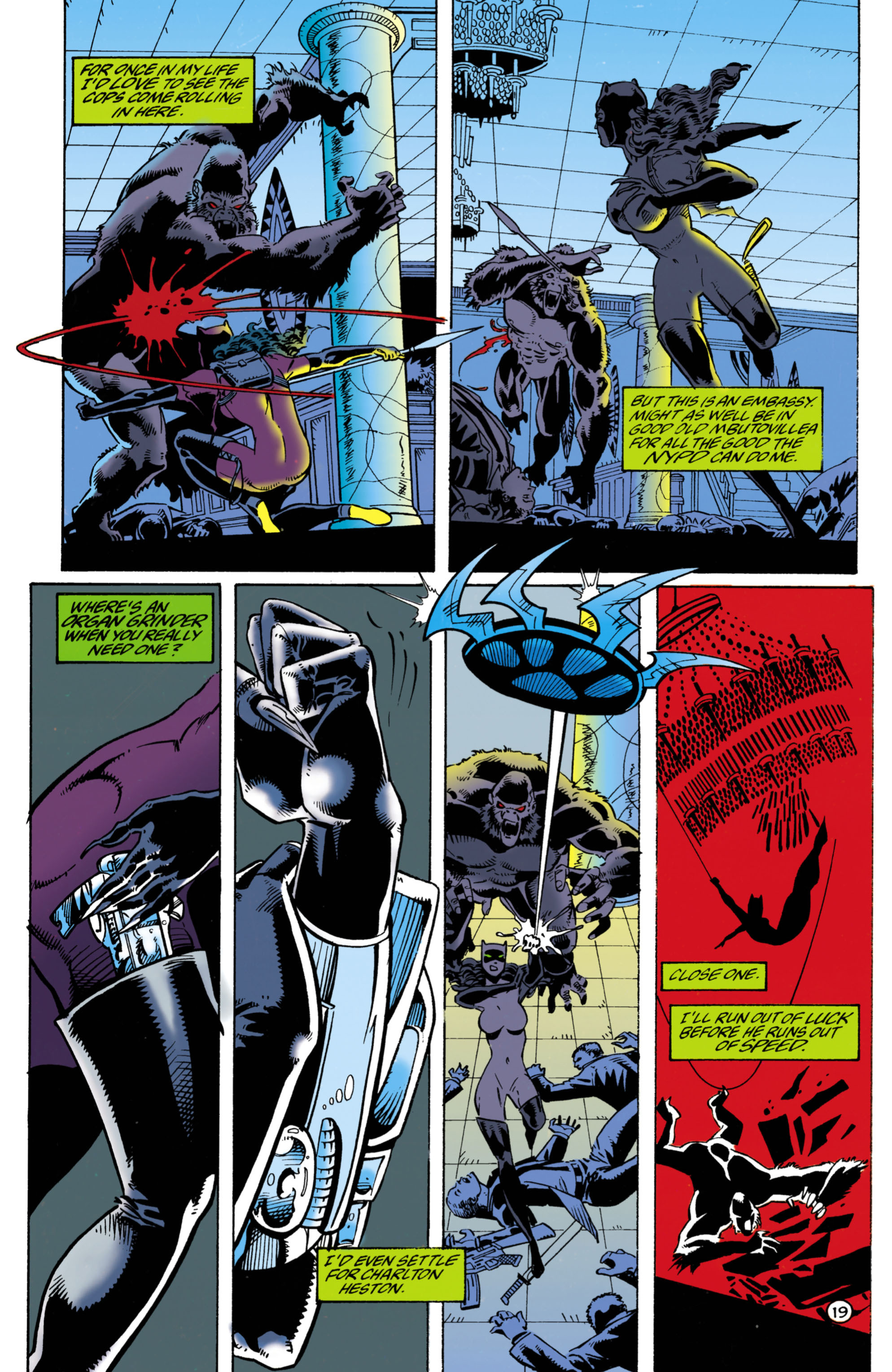 Catwoman (1993) Issue #27 #32 - English 20