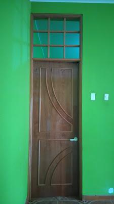 Puertas de madera para casas en Lima