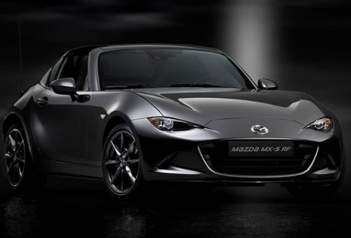 Mazda MF5 RF New Car Review spec