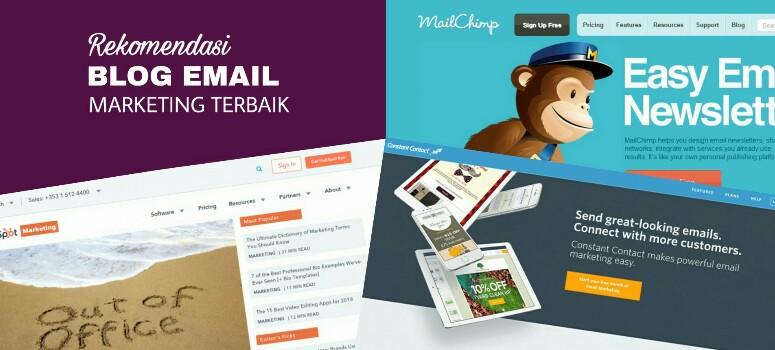 Blog Email Marketing Terbaik