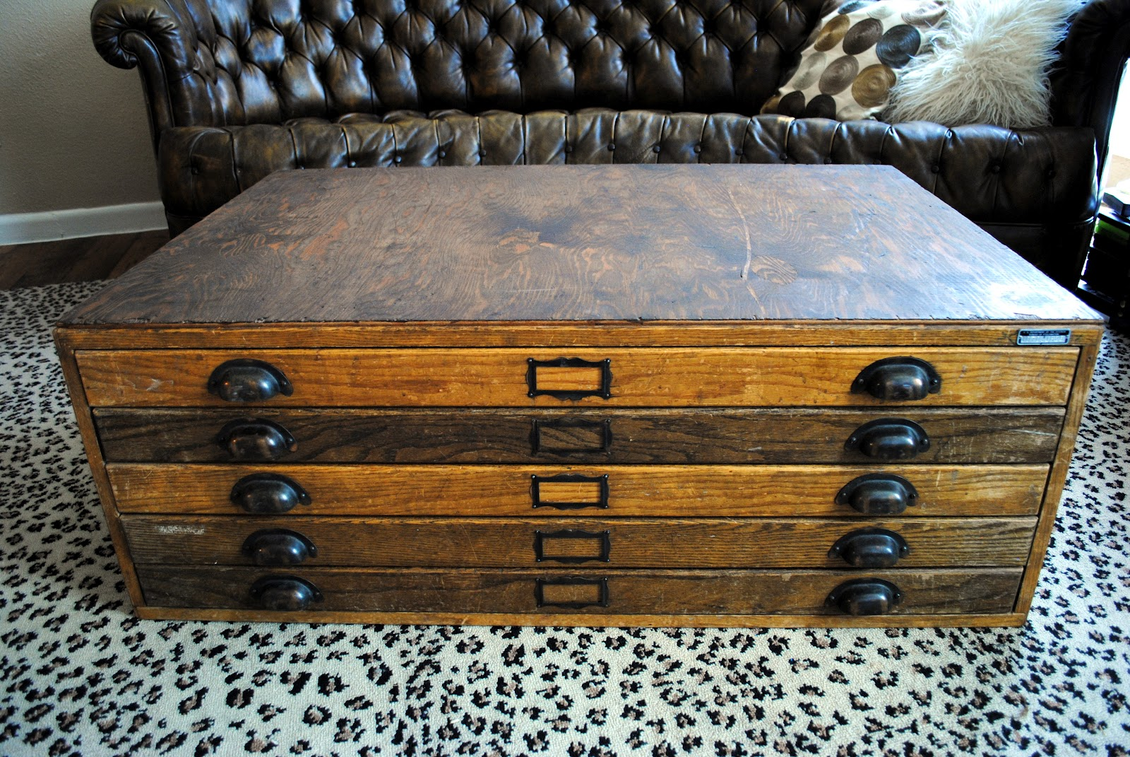 - Found: Vintage Flat File - The Gathered Home