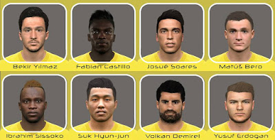 Pes 2016 Last Facepack By IDIZ