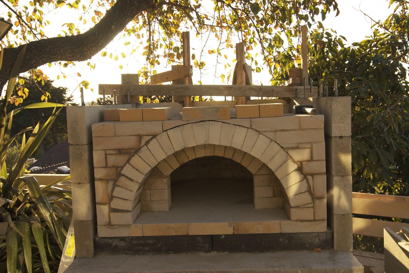 True Brick Ovens: Build Your Own Brick Oven