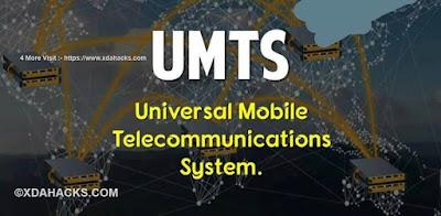 UMTS HD pic