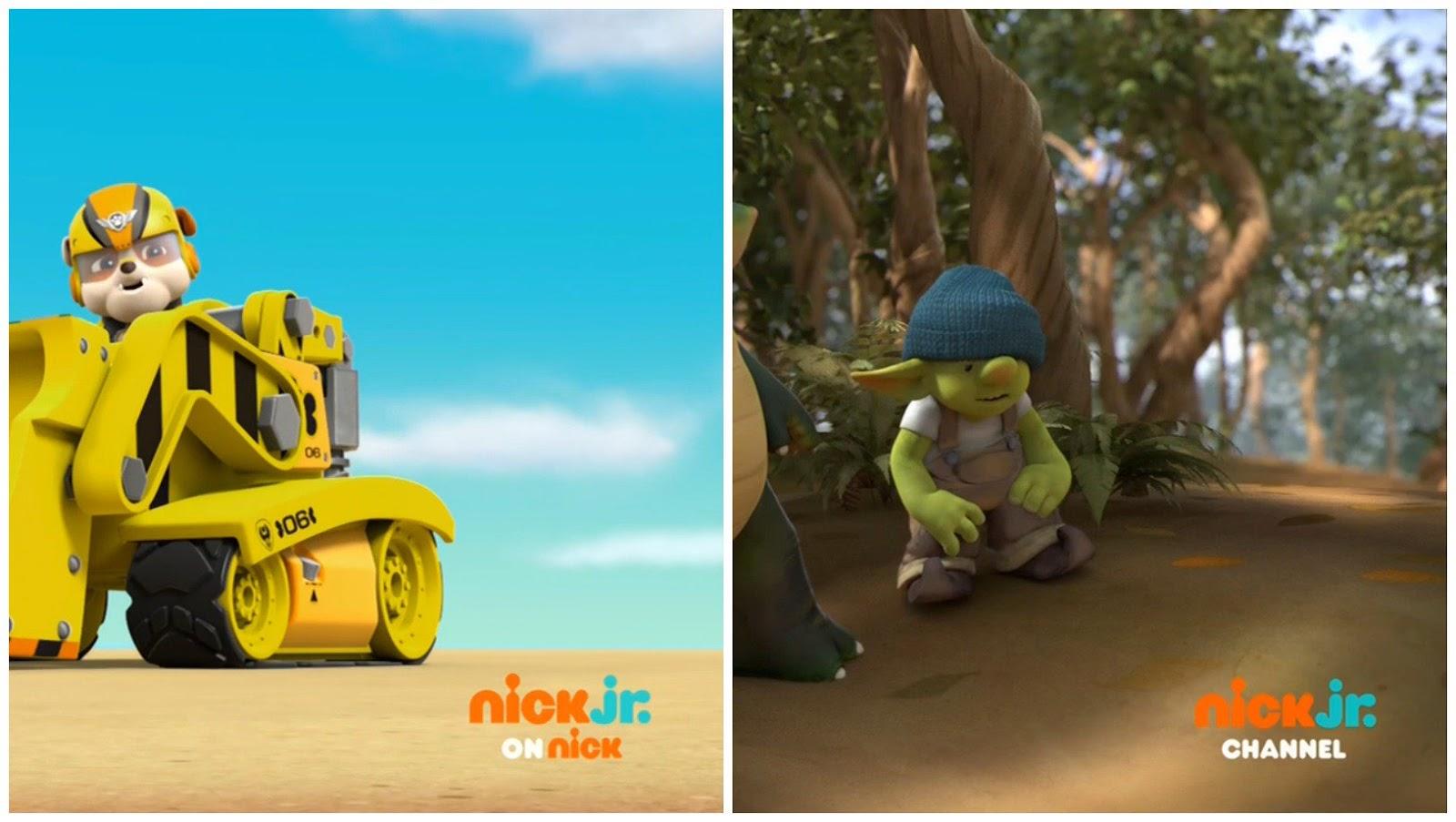 Nickalive Nickelodeon Usa Debuts Nick Jr Rebrand