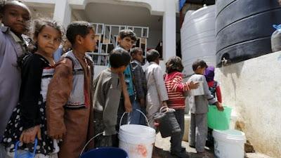 Kelaparan dalam Momentum Ramadhan di Yaman