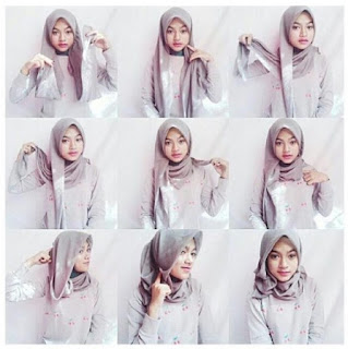 Model Hijab Perpisahan Contoh Soal Dan Materi Pelajaran 4