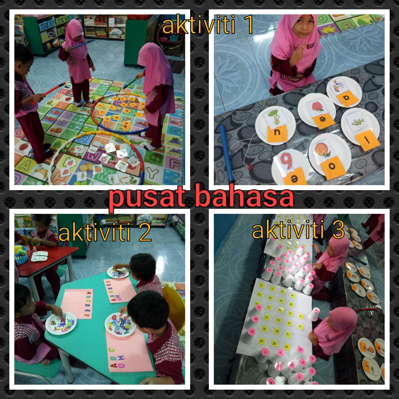 Prasekolah Sk Padang Mengkuang Aktiviti Pusat Pembelajaran