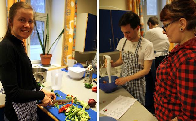 Vegansk Kokkekurs Oslo Veganmisjonen Veganmannen Kjøttfri Middags