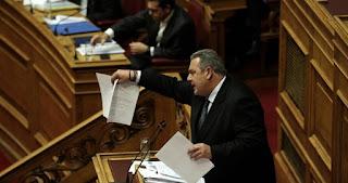 Χωρίς ισχύ πυρός η επίθεση στη Βουλή