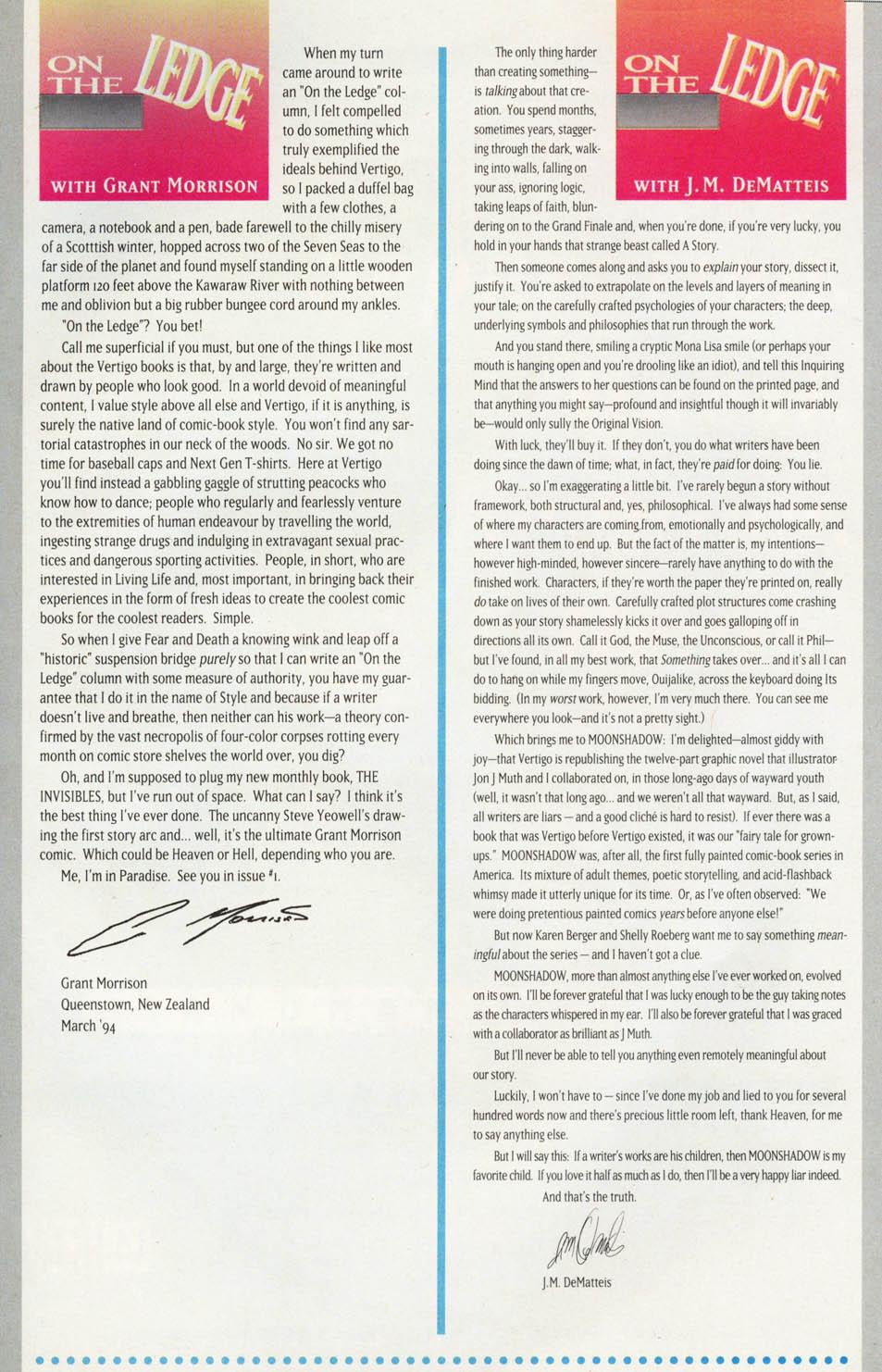 Read online Animal Man (1988) comic -  Issue #75 - 28