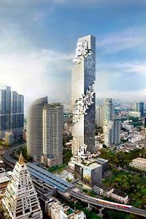 Maha Nakhon Apartment Tower Bangkok